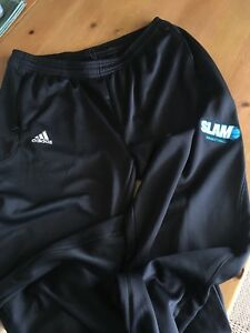 Men's Warm-up Pants - Size L - SLAM