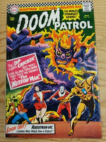 Doom Patrol #103