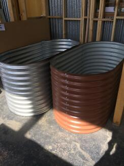 Galvanised Steel Garden Beds Mornington Clarence Area Preview