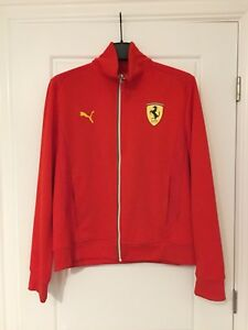 Ferrari Zip Up Sweater