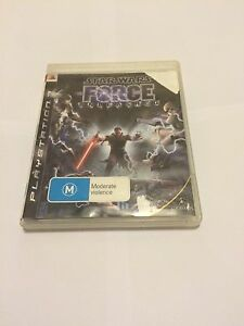 PS3 Star Wars force unleashed Avenell Heights Bundaberg City Preview
