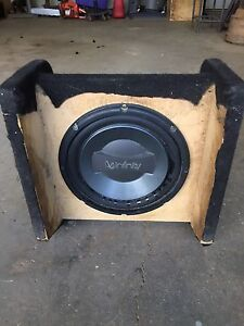 """8"""" Infinity Subwoofer 1045W"""