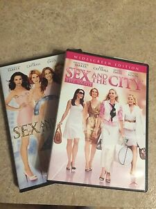 Sex and the City Movies 1 & 2