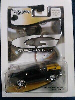Hot Wheels G Machines '70 Mustang Mach 1