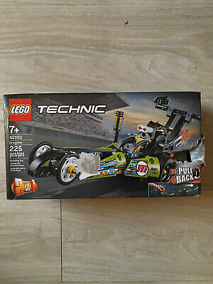 LEGO Dragster Technic (42103)