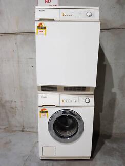 Miele washing machine in melbourne region vic washing machines miele washing machine and drier fandeluxe Gallery