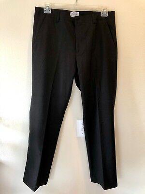 "New CALVIN KLEIN CK Tailored Men Long Casual Pants 34"" x 30"""