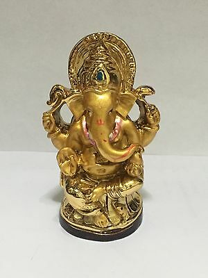 Rare Lord Ganesh Ganesha Beautiful Statues Hindu Good Luck God