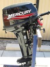 Mercury 15HP Long Shaft Motor Canning Vale Canning Area Preview