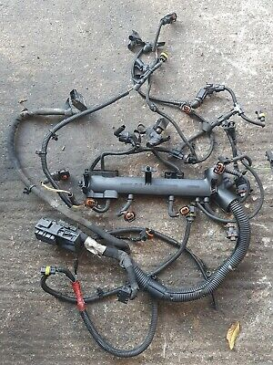 Fiat Ducato,Boxer,Relay Iveco 3.0 Hdi  Engine Wiring Loom  2006-2011