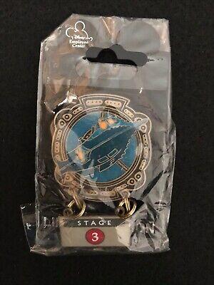 Disney DEC Nautilus Stage 3 - 20,000 Leagues LE 300 Pin