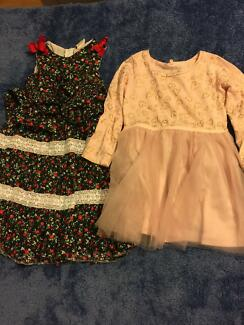 Bundle girl's clothes-size 4