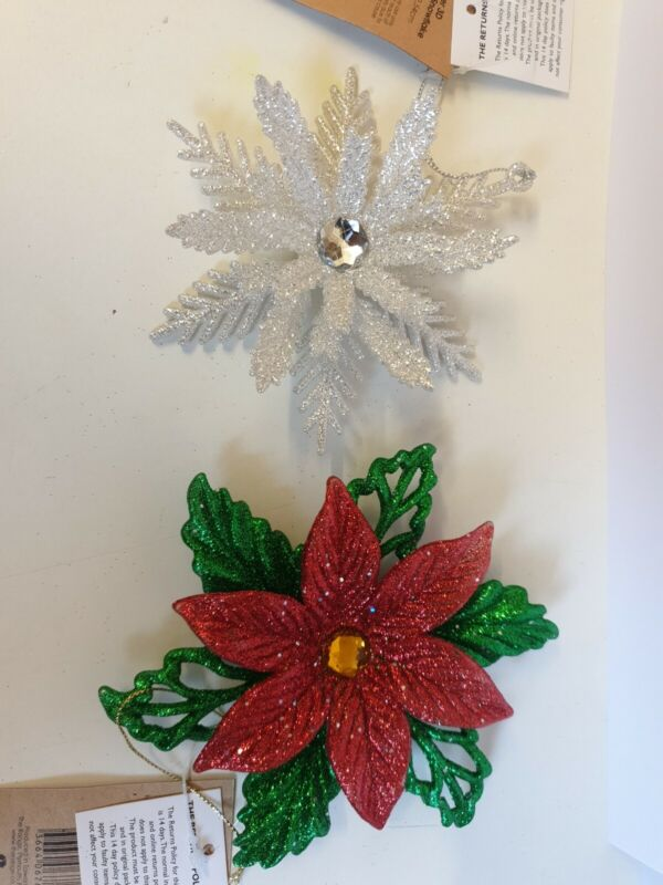 3D+Snowflakes+Stars+Hanging+Ornaments+Christmas+Festival+Party+Home+Decorationx2