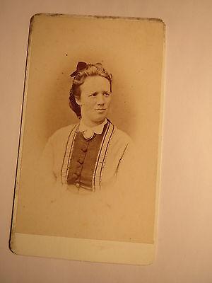 Fürth - Frau - Portrait / CDV