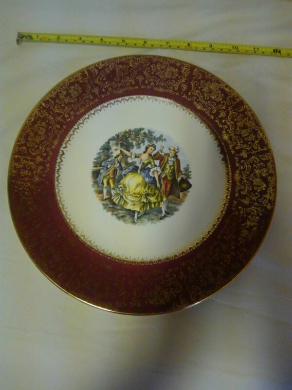 Imperial China Of Salem Plate