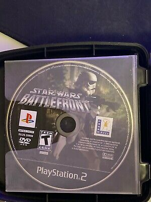 Star Wars: Battlefront PS2 DISC ONLY!