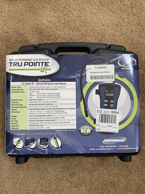 Bacharach Tru Pointe IR Infrared Refrigerant Leak Detector Part No. 0019-0822