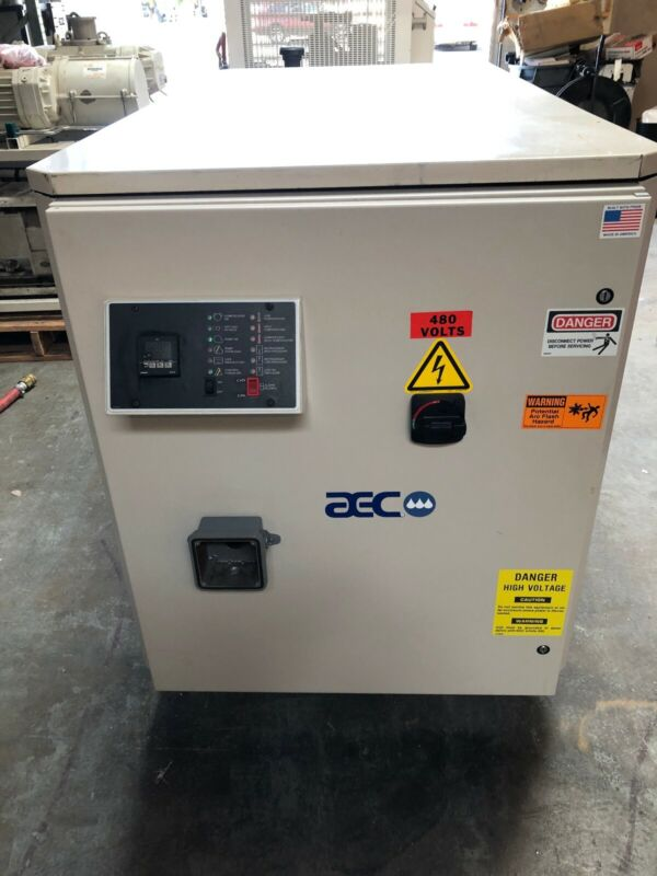 AEC PORTABLE CHILLER MODEL No. PSW 15