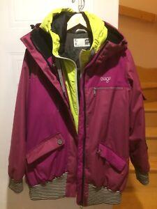Manteau d'hiver Orage pour filles