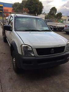 2006 Holden Rodeo Ute Campbellfield Hume Area Preview