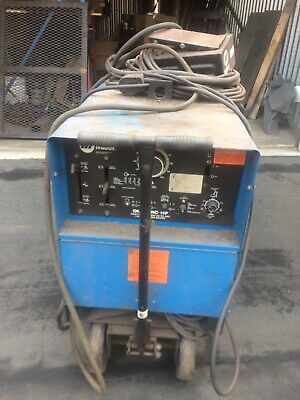 Used Miler Tig Welder