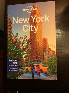 NEW YORK Lonely planet Guide book NEW Coburg Moreland Area Preview