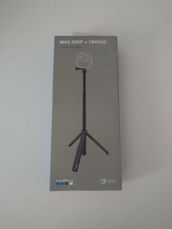 GoPro MAX Grip + Tripod - Black (ASBHM-002) New In Box
