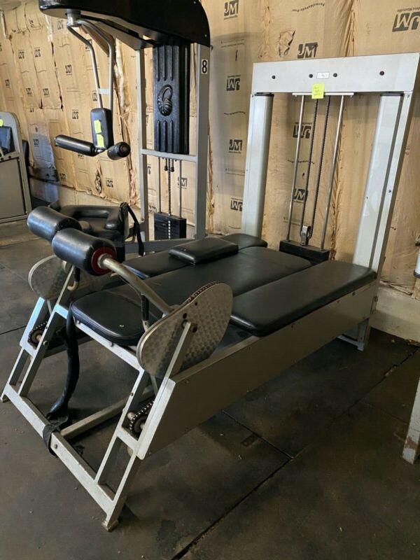 Vintage Nautilus Gym Equipment, First Gen! 1 Machine: Hip & Back