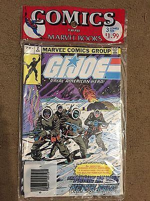 GI Joe Comic Books 3 Pack Marvel Larry Hama Snake Eyes VS. Storm Shadow 2 26 27