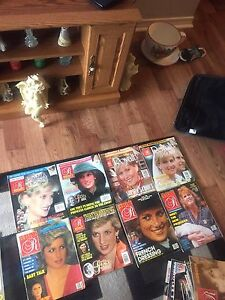 Old Royalty magazines
