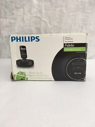 Philips Fidelio Docking Speaker for Android - As111 Used Great Condition