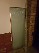 One panel glass shower screen Ridgewood Wanneroo Area Preview