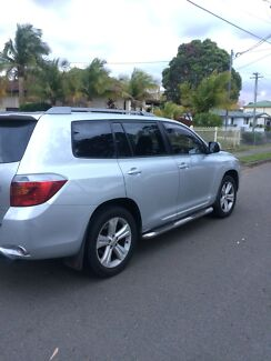 Toyota kluger 2008 KXS AWD
