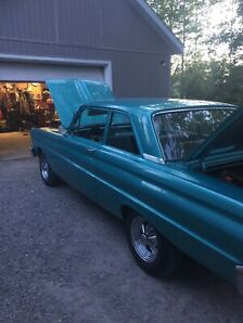 1964 & 1/2 2dr post FORD FALCON FOR SALE