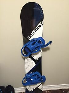 Snowboarding bundle! Board, Boots, Bag, Goggles, Bindings