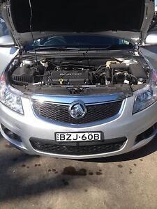 2011 Holden Cruze Sedan Campbelltown Campbelltown Area Preview