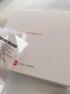 Huawei P9 Brand New with receipt Rhodes Canada Bay Area Preview