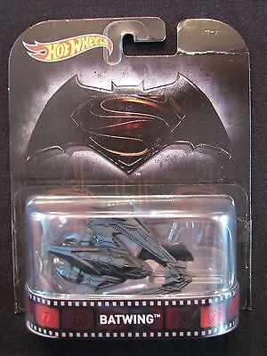2016 Retro Hot Wheels Batwing Batman
