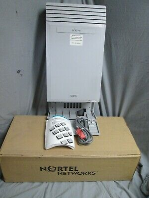 Nortel Norstar Plus Modular Ics Nt7b53fa-93 Phone System New Old Stock