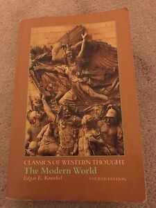 Classics of Western Thought: The Modern World