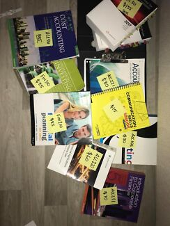 Accounting & Financial Planning Textbooks