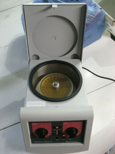 Fisher Scientific, Marathon Micro A, Centrifuge, 24 Slot Rotor