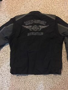 XL Harley Jacket Mint Condition