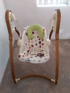 Fisher-Price Bentwood Swing chair Pearsall Wanneroo Area Preview