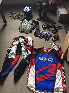 Complete motoX clothes and protective gear. FLY, SIDI AND AXO Marryatville Norwood Area Preview