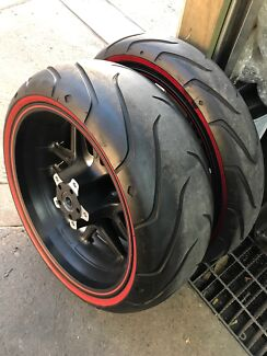 Wanted: Harley Davidson vrod wheels