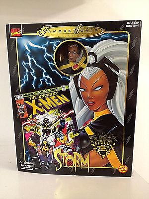 Storm X Men Cape (MARVEL Famous Cover Series Collection_STORM 8 inch action figure_New &)