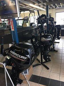 Clearance Sale on Mercury outboard motors