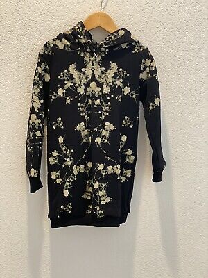 Givenchy Girls Floral Hoodie Dress