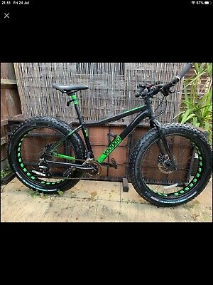 Voodoo Fat Tyre Mountain Bike